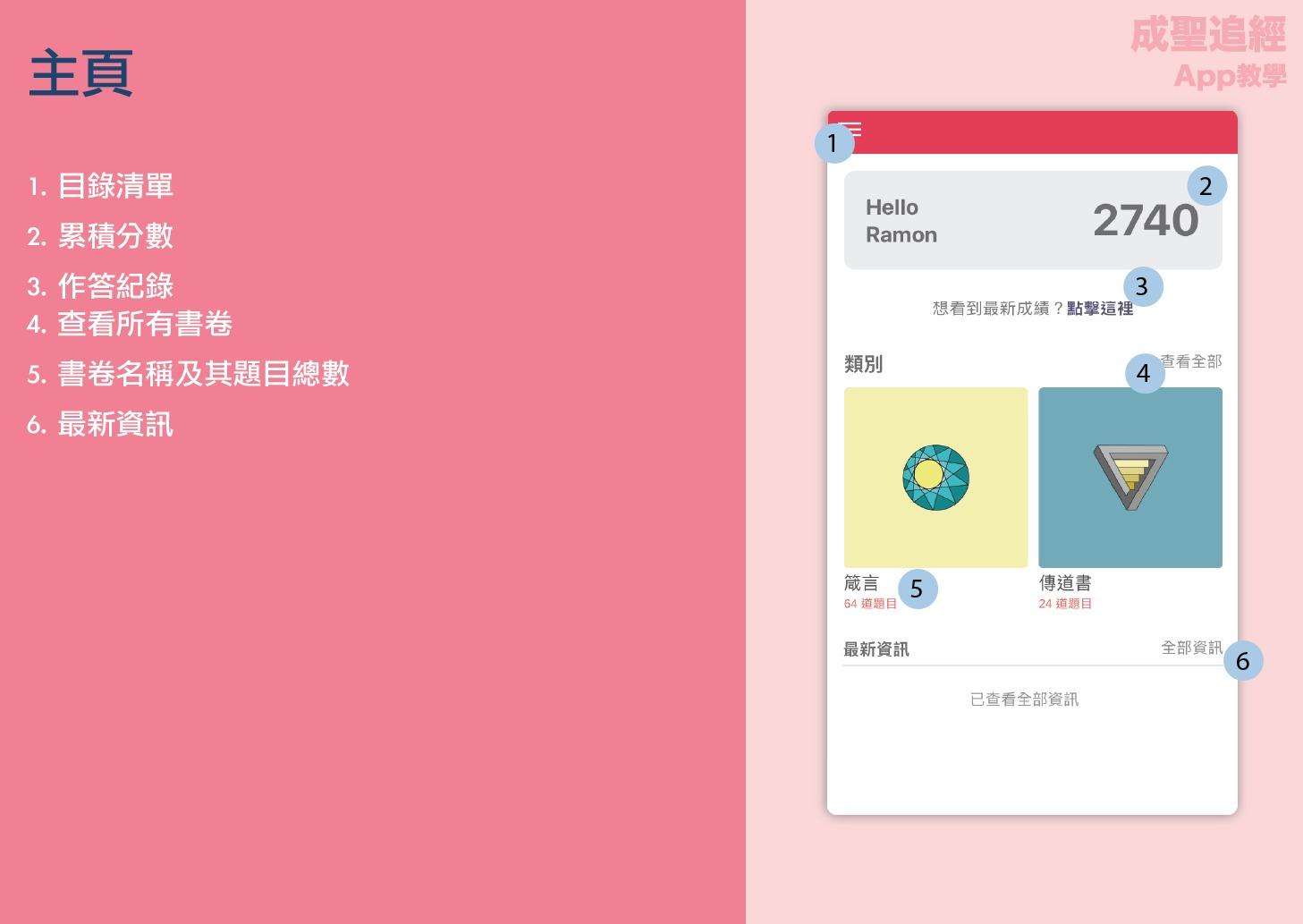 成聖追經app教學02