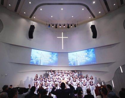 復活節聯合崇拜暨執事就職禮