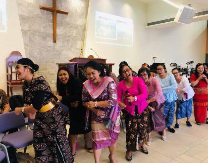 印尼主日與文化交流聚會