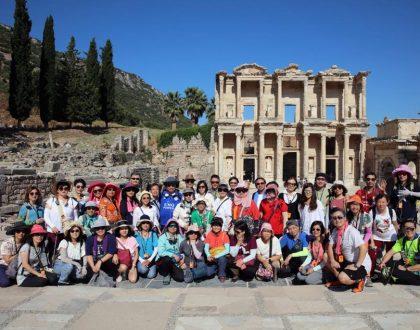 跟隨保羅的腳蹤:土耳其及希臘心靈之旅十二天遊